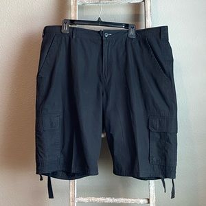 Buffalo black shorts size 38